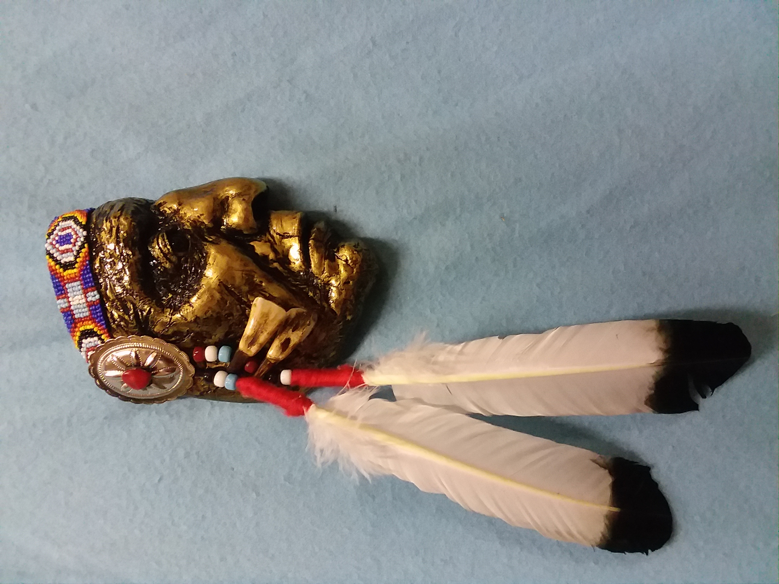 Chief Red Cloud-Lakota Sioux
