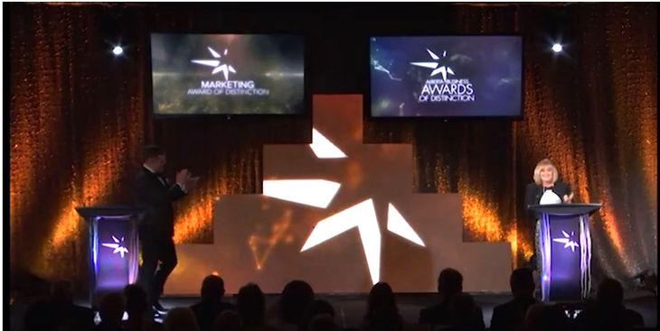 2019 Marketing Award od Distinction