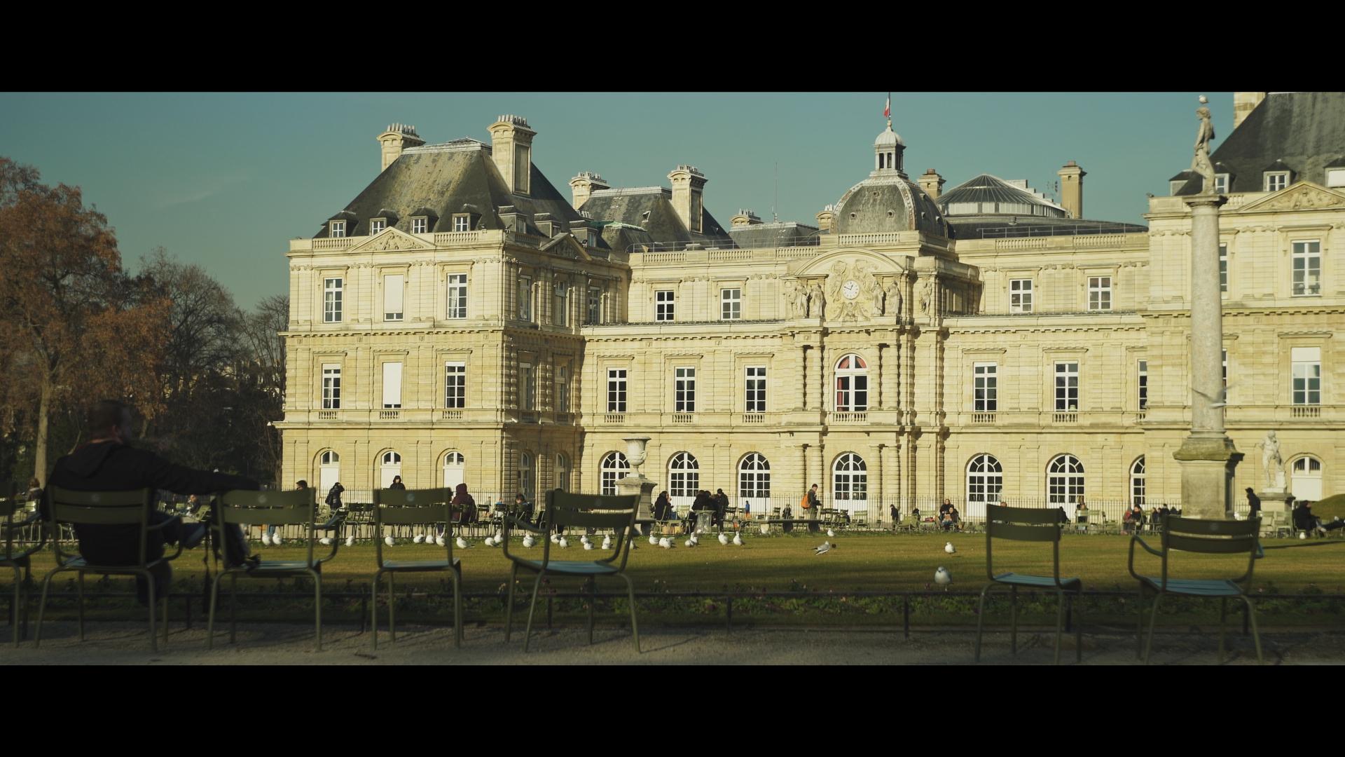 Luxembourg Gardens.