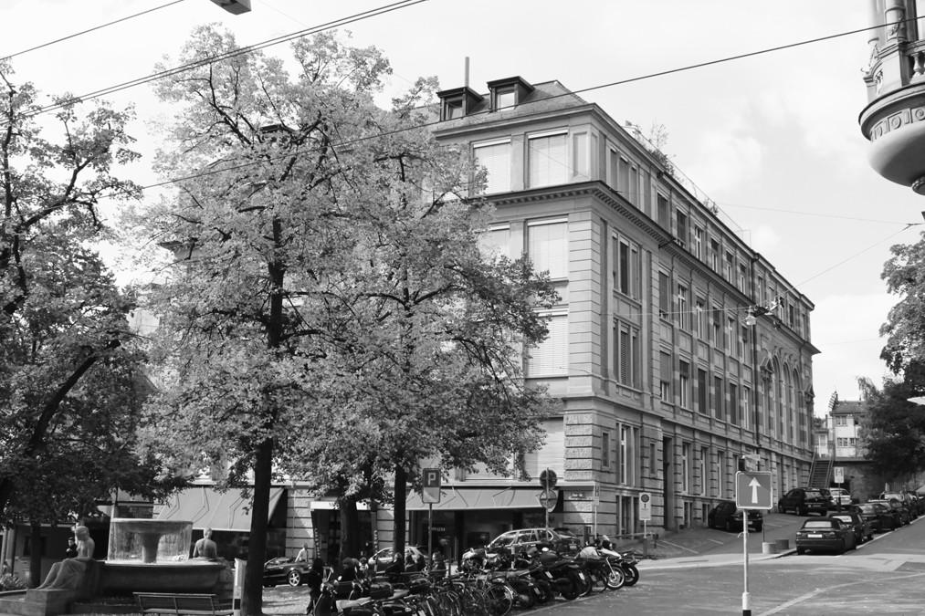 Schulhaus Historismus