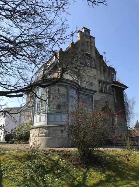 Villa Roseck  I  Kirchberg