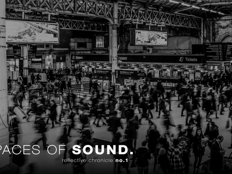 Spaces of Sound