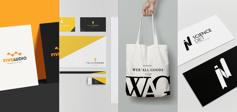 Client Branding Items