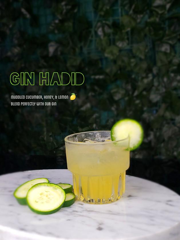 Gin Hadid