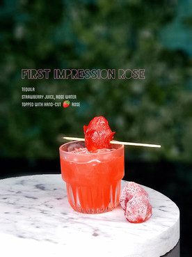 First Impression Rose