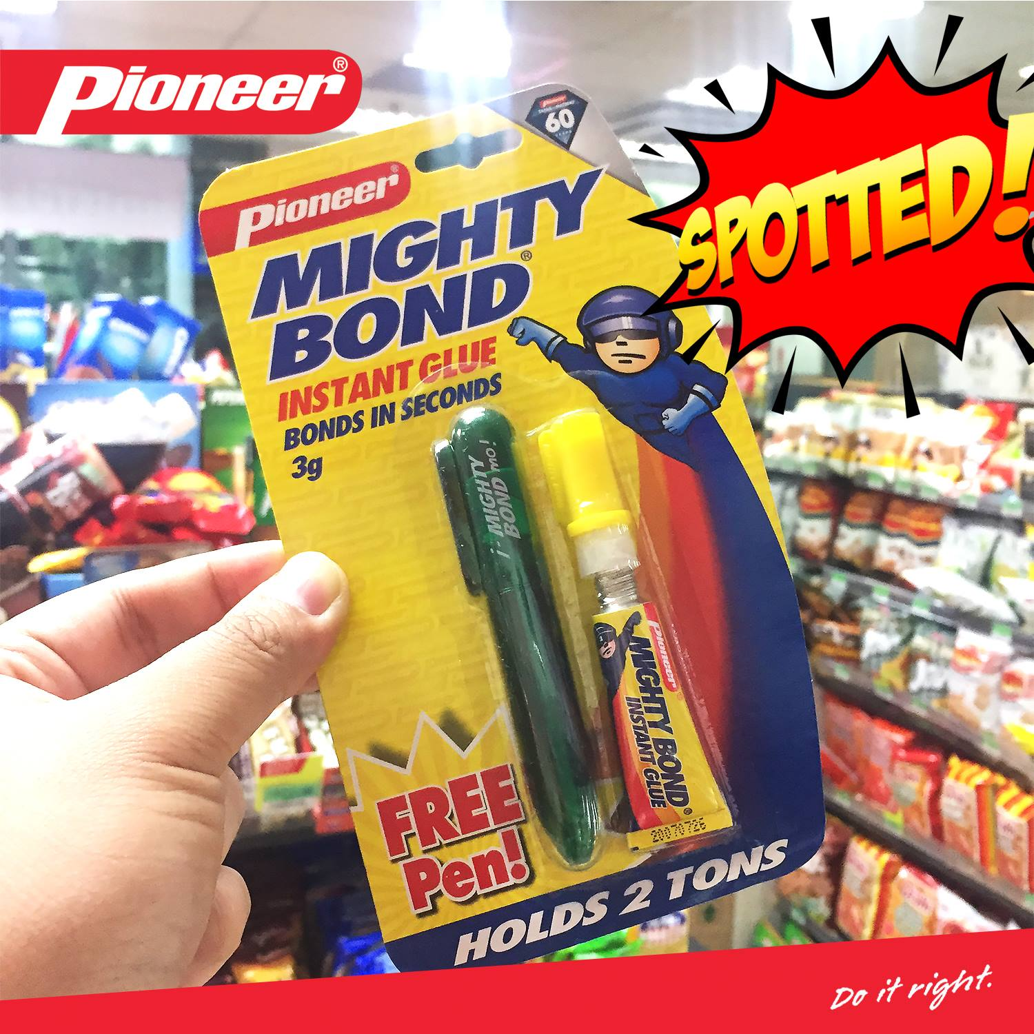 Pioneer Mighty Bond
