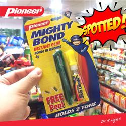 Pioneer Mighty Bond