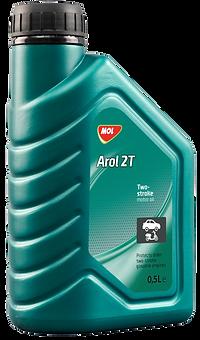 MOL Arol 2T, Смазочные материалы для малой механизации купить, Масла для двухтактных двигателей купить, Масла для бензопил купить, Масла для садовой техники купить, Масла для газонокосилок купить, Масла для косилок купить, Масла MOL купить