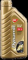 MOL Dynamic Moto 4T Racing 10W-50 купить, Моторные масла для мотоциклов купить, Моторные масла для мототехники купить, Моторные масла для легкового транспорта купить, Моторные масла для легковых мотоциклов купить, Моторные масла для дизельных двигателей купить, Синтетические масла купить