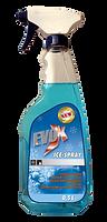EVOX Ice spray, Стеклоомыватели купить, стеклоомывающие жидкости купить, Автохимия купить, Жидкость для стеклоочистителя купить, Стеклоомывайка купить