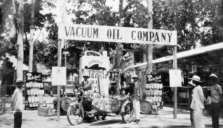 Vacuum Oil Company