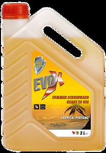 EVOX Tropical, Стеклоомыватели купить, стеклоомывающие жидкости купить, Автохимия купить, Жидкость для стеклоочистителя купить, Стеклоомывайка купить