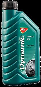 MOL Dynamic Sprint 2T Red купить, Масло для КПП купить, Масло для коробки передач купить, Жидкости для АКПП купить, Масло для трансмиссии купить, Синтетическое масло для трансмиссии купить, Масло MOL для АКПП купить, Трансмиссионное масло MOL купить
