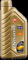 MOL Dynamic Star 5W-30, Моторные масла PVL купить оптом, Моторные масла для автомобилей купить, Моторные масла для легкового транспорта купить, Моторные масла для легковых автомобилей купить, Моторные масла для дизельных двигателей купить, Синтетические масла купить