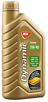 MOL Dynamic Prima 5W-40, Моторные масла PVL купить оптом, Моторные масла для автомобилей купить, Моторные масла для легкового транспорта купить, Моторные масла для легковых автомобилей купить, Моторные масла для дизельных двигателей купить, Синтетические масла купить