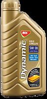 MOL Dynamic Gold Longlife 5W-30, Моторные масла PVL купить оптом, Моторные масла для автомобилей купить, Моторные масла для легкового транспорта купить, Моторные масла для легковых автомобилей купить, Моторные масла для дизельных двигателей купить, Синтетические масла купить