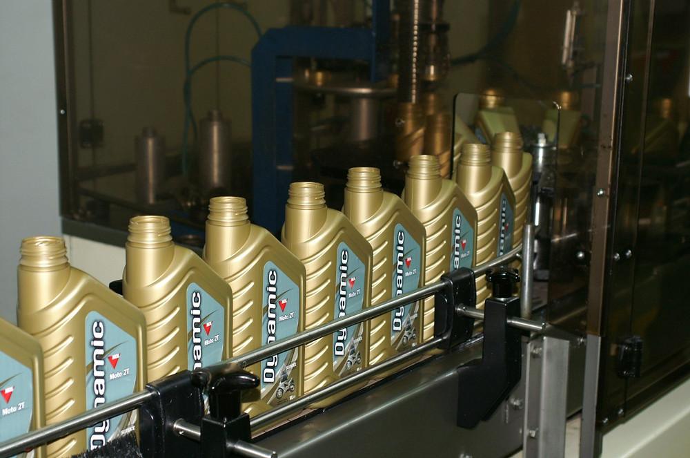Производство масел MOL