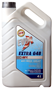 EVOX Extra Ready -35, Антифриз купить, Зеленый антифриз купить, Красный антифриз купить, Незамерзающая жидкость купить, Незамерзайка купить
