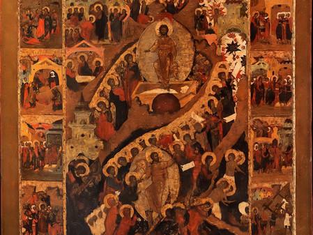 Русский коллекционер выступил спонсором возвращения в Россию иконы XVII века.  Ярославль говорит спа