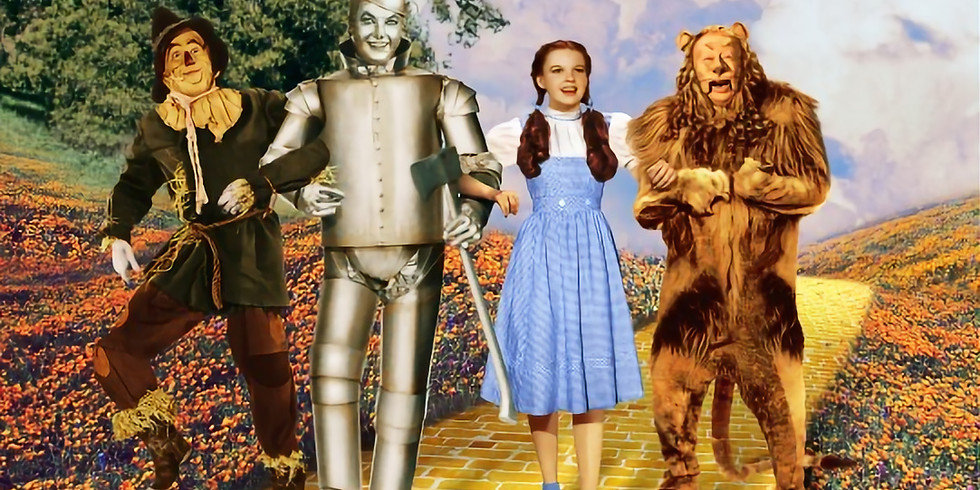 Film Showing: The Wizard of Oz