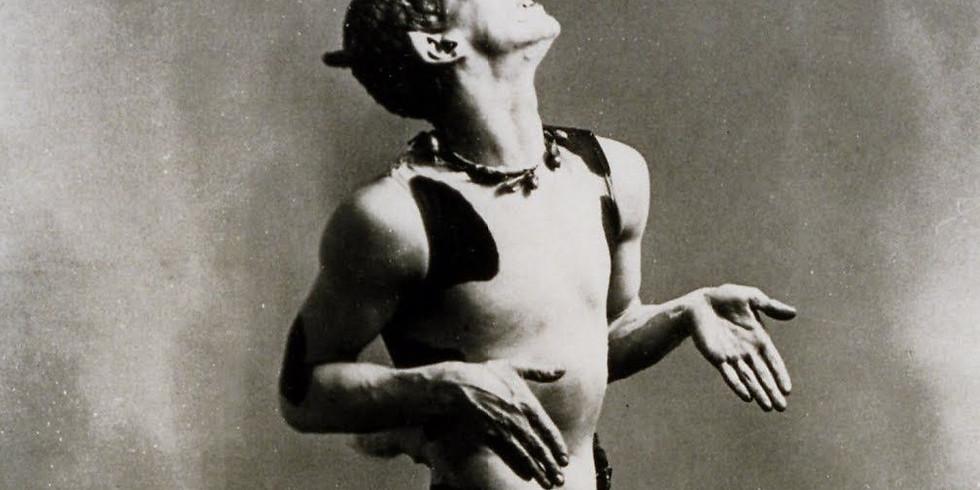 Dancing with Nijinsky