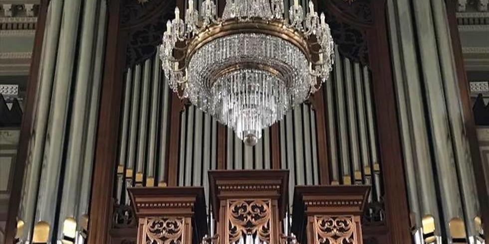 Celebrity Organ Recital