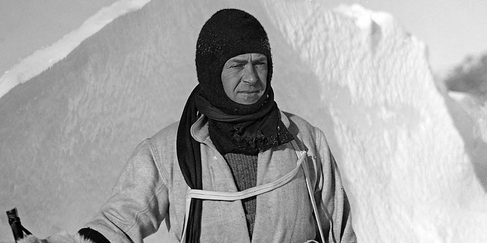 Scott and Schubert: A Winter Journey