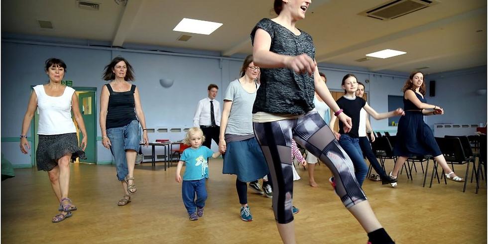 Highland Dance Workshop
