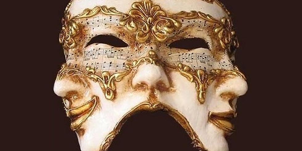A fête galante masquerade
