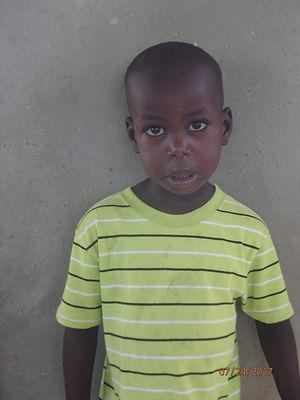 Woodney Marcenat, age 3, grade PK, School Ka tetel, Cost $70 TENETI.JPG