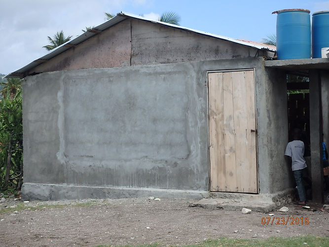 Teneti Chicken House