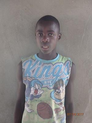 Stevens Touissant, age 13, grade 5, School MEBSH, Cost $80 US, TENETI.JPG