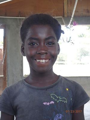 Caroline Lucien, age 10, 2nd grade, School nationale de Valere, Cost $70,TENETI.JPG