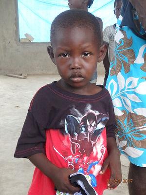 Yoan Brunache, age 3, grade PK1, School MEBSH $120 TENETI (Lovely's Brother).JPG