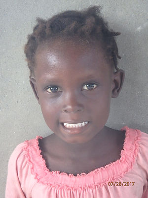 Astride Toussaint, age 4, PK1, School Ka tetel, Cost $80 TENETI.JPG