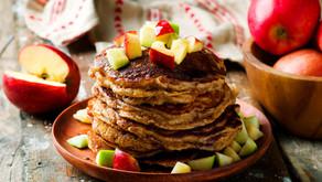 Pancakes! Dulces, esponjosos y deliciosos!