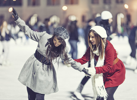 Socialize Your Way Out of Winter Blues