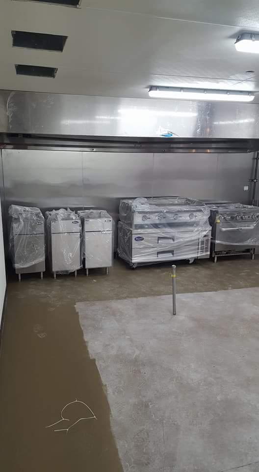 Kitchen Equipment - Mar 30