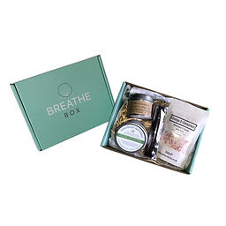 Recovery Self Care Gift Box