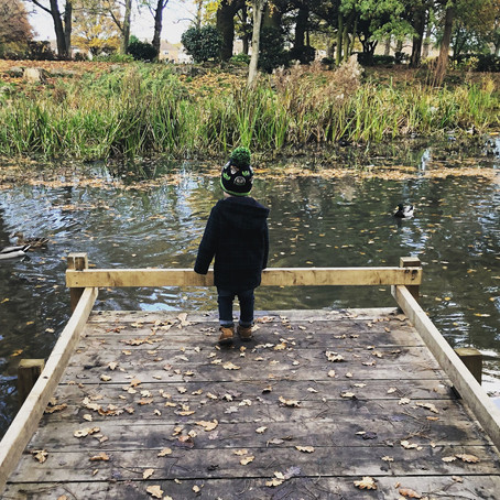 5 Lessons in Mental Self-Care from a 2-Year-Old
