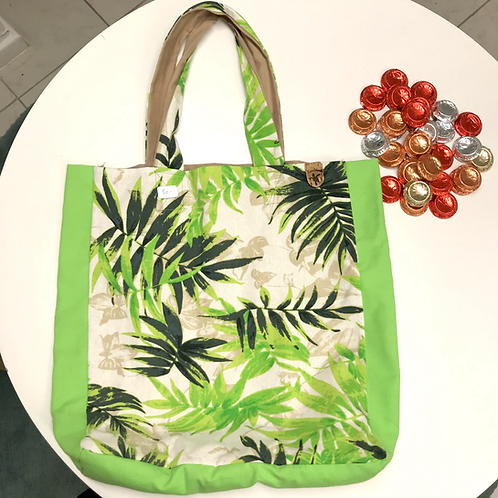 Stofftasche Tropical
