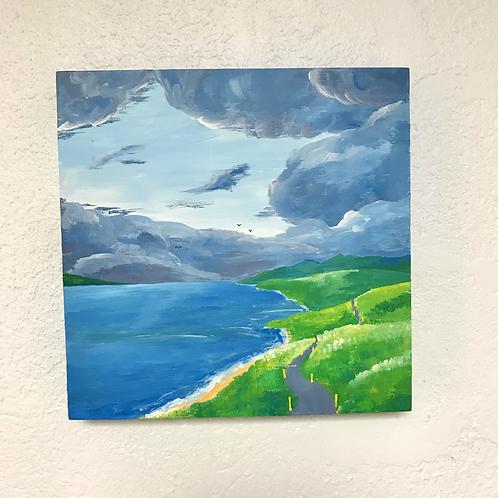 Entlang der Fjorde