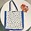 Thumbnail: Stofftasche Blaubeere