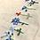 Thumbnail: Stofftasche Blumen