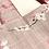 Thumbnail: Stofftasche Kirschblüten