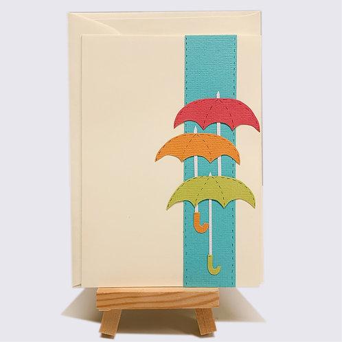 Karte – Regenschirme