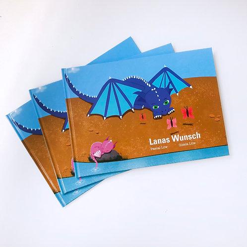 Kinderbuch Lanas Wunsch