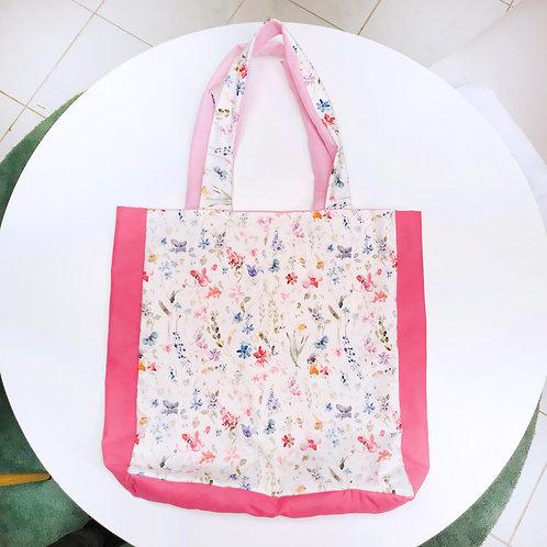 Stofftasche Blumenwiese