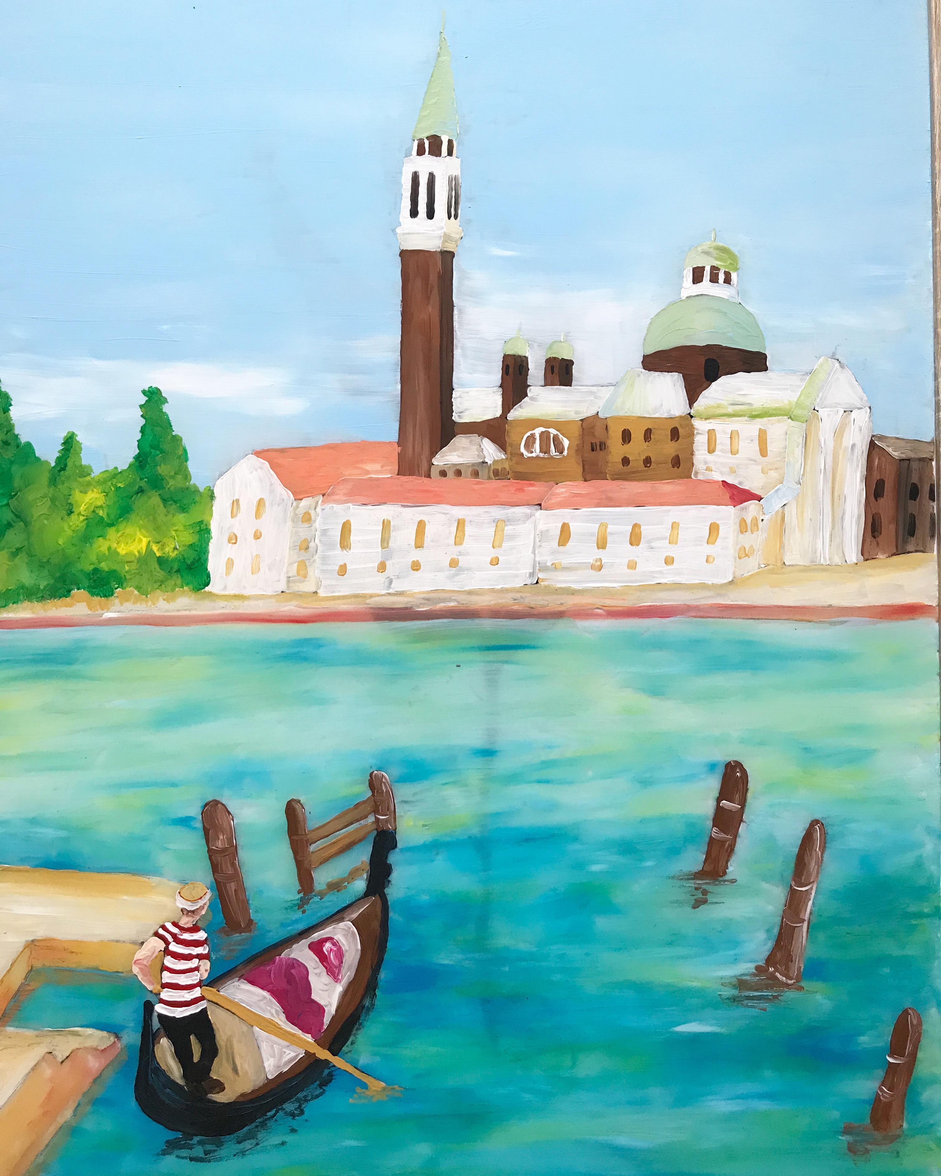 Venedig-gemalt