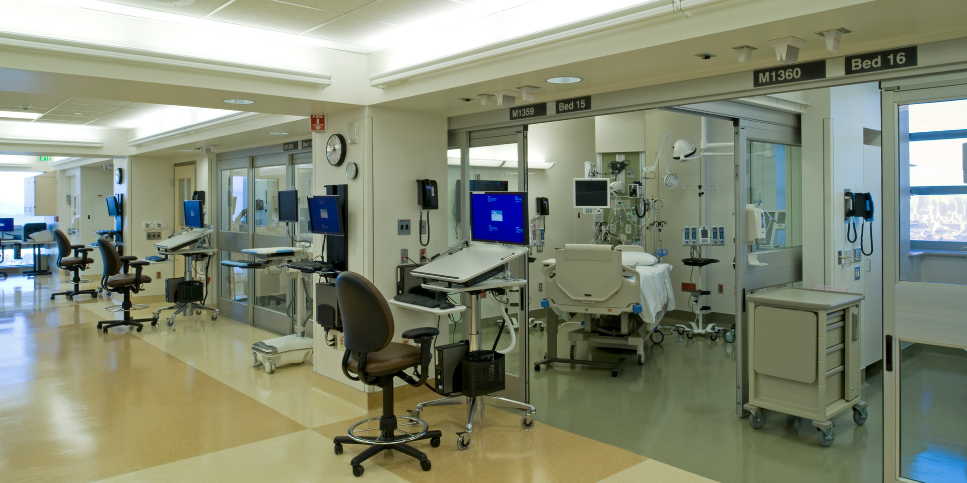 UCSF Medical Center - ICU